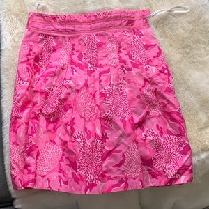 Lilly Pulitzer pleated skirt